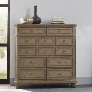 The Laurels 8 Drawer Chest