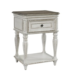 Magnolia Manor Leg Night Stand