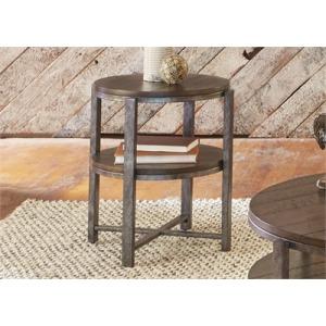 Breckinridge Round End Table