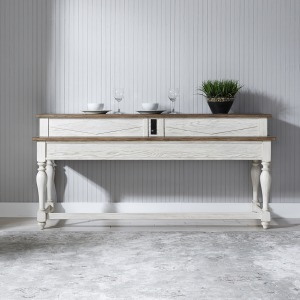 Willow Cottage Console Bar Table