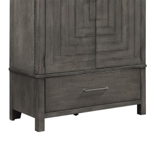 Modern Farmhouse Armoire Base