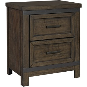 Thornwood Hills 2 Drawer Night Stand
