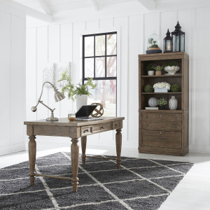 Harvest Home Opt L Shaped Desk Set