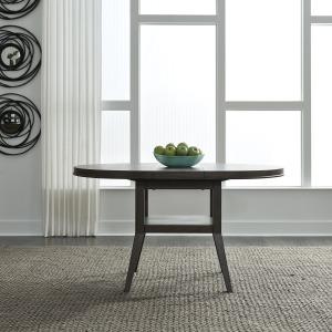 Ventura Blvd Oval Pedestal Table