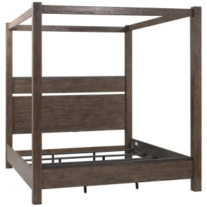 Sonoma Road Queen Canopy Bed