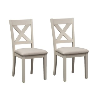 Thornton X Back Side Chair - Pack of 2