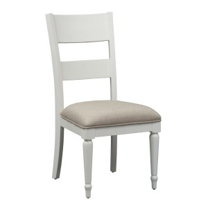 Harbor View Slat Back Side Chair