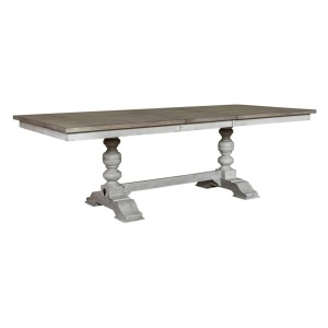 Whitney Trestle Table Set