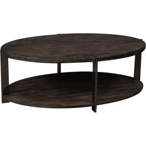 Paxton Oval Cocktail Table