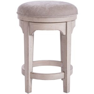 Parisian Marketplace Console Swivel Stool