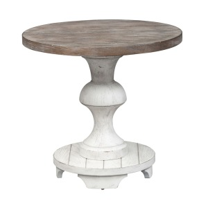 Sedona Round End Table