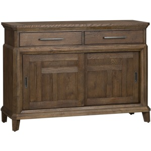 Artisan Prairie Sliding Door Buffet