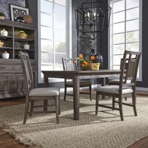 Artisan Prairie Opt 5 Piece Rectangular Table Set