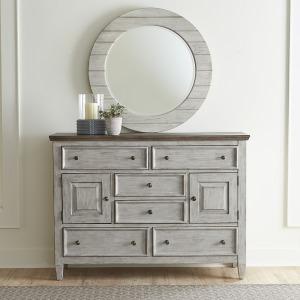 Heartland Opt Dresser & Mirror