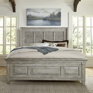 Heartland King Opt Panel Bed