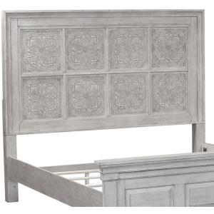 Heartland Queen Decorative Panel Headboard