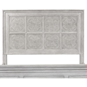 Heartland King Decorative Panel Headboard