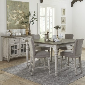 Heartland 5 Piece Gathering Table Set