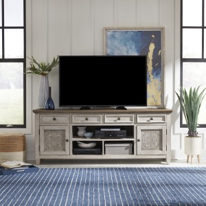 Heartland 76 Inch Tile TV Console
