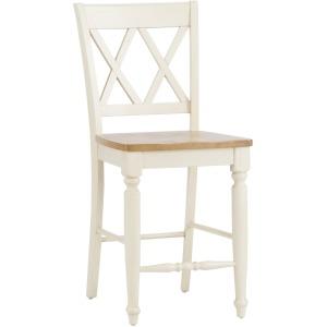 Al Fresco III Double X Back Counter Chair (RTA)
