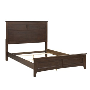 Laurel Creek Queen Panel Bed