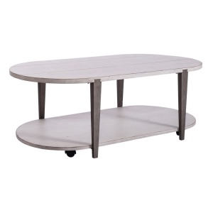 Sterling Oval Cocktail Table
