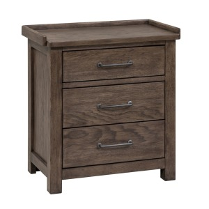 Sonoma Road 3 Drawer Nightstand