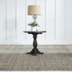 Harvest Home Drop Leaf End Table