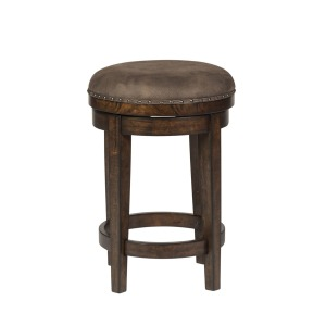 Aspen Skies Swivel Barstool