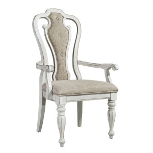 Magnolia Manor Splat Back Arm Chair