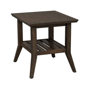 Ventura Blvd Rectangular End Table