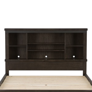 Thornwood Hills Full Bookcase Headboard