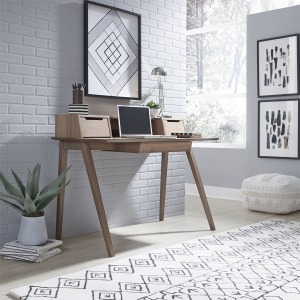 Space Savers Desk with Hutch
