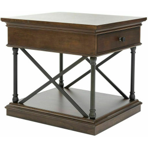Tribeca Drawer End Table