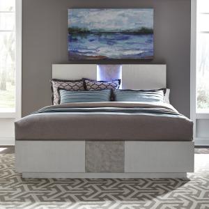 Mirage King Panel Bed