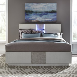 Mirage Queen Panel Bed