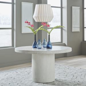Mirage Round Dining Table Set