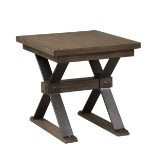Sonoma Road End Table