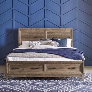 Ridgecrest Queen Storage Bed