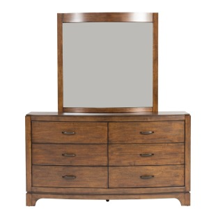 Avalon Dresser & Mirror