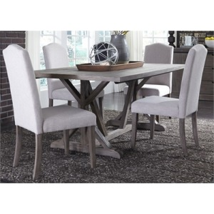 Carolina Lakes Trestle Table