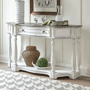 "Magnolia Manor 56"" Hall Console Table"