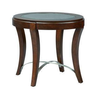 Avalon Oval End Table