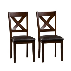 Thornton X Back Side Chair- Pack of 2