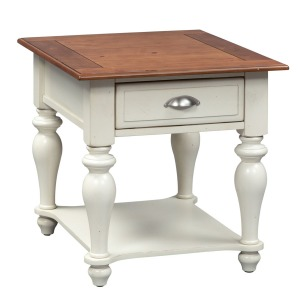 Ocean Isle Rectangular End Table