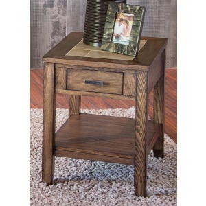 Mesa Valley Chair Side Table