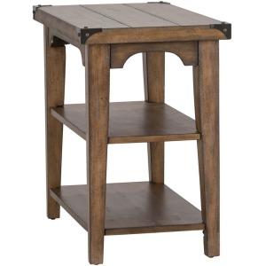 Aspen Skies Chair Side Table