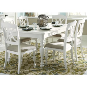 Summer House 7 Piece Rectangular Table Set