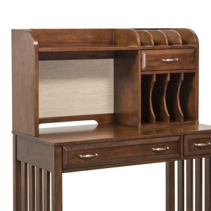 Hampton Bay Writing Desk Hutch