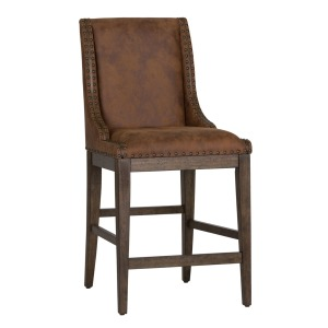 Upholstered Counter Chair